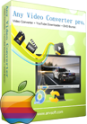 Any Video Converter Pro Mac 版