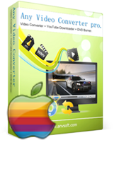 Any Video Converter Pro. For Mac