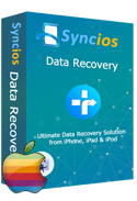 Syncios Data Recovery for Mac