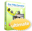 Any Video Converter UltimateでDVD を WMV 動画に変換